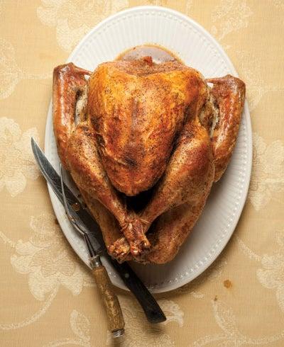 AUDIO: James Oseland on the Perfect Turkey