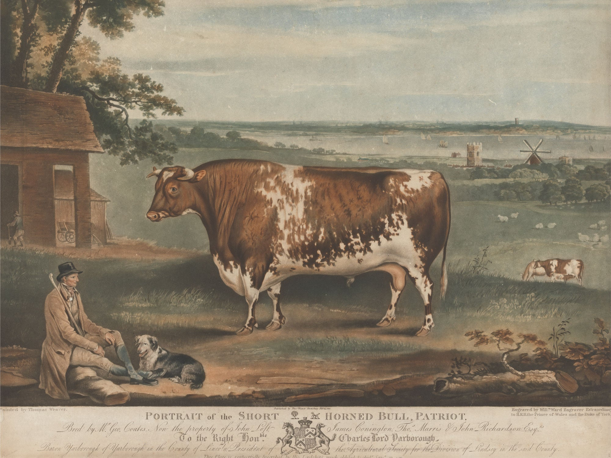 These Livestock Portraits Were the Ultimate Displays of Wealth in 19th-Century Britain