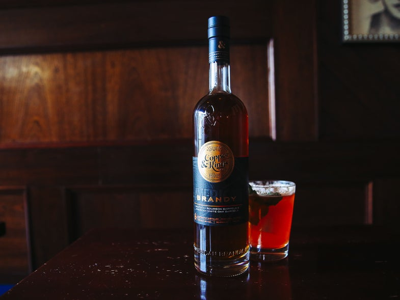 Copper & Kings American Craft Brandy