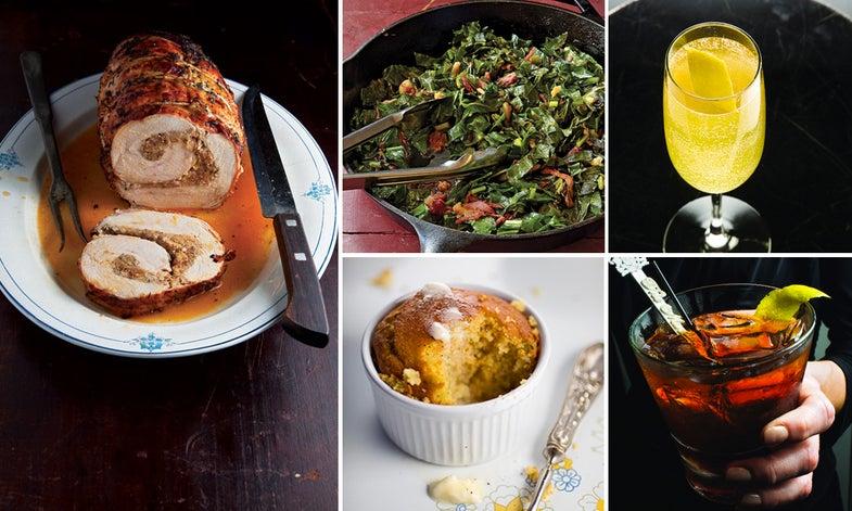 Menu: A Réveillon Dinner for Christmas Eve