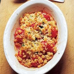 Shaker Scalloped Tomatoes