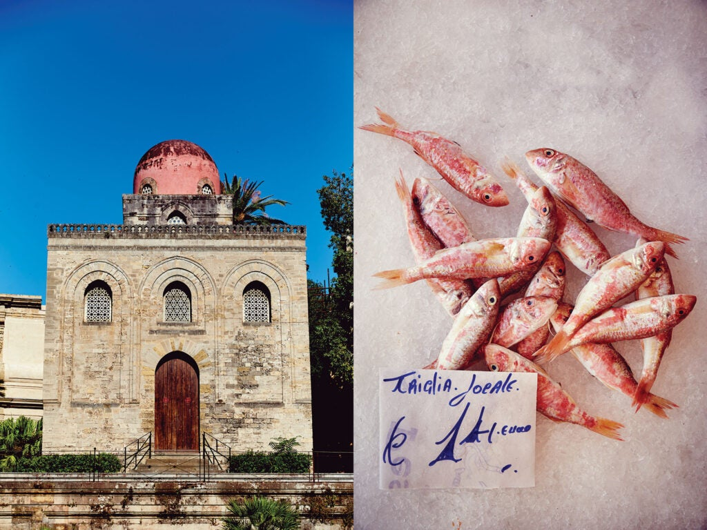 Church and Fish