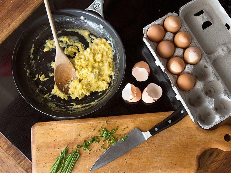 Scrambeld Eggs