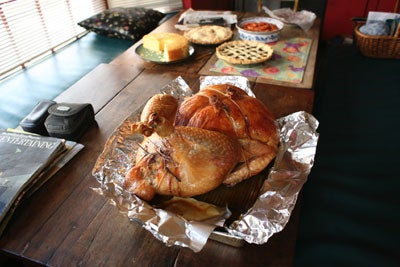 A Thanksgiving Feast for All