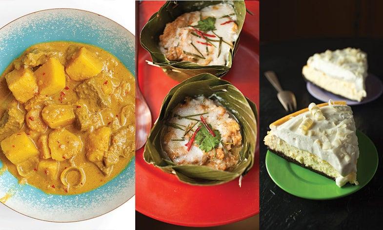 Menu: Thai Curry