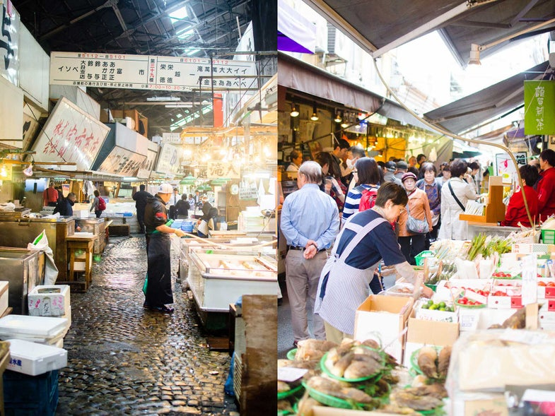 Tokyo's Iconic Tsukiji Fish Market is Safe for Now