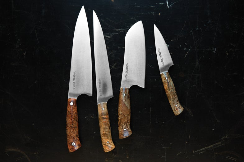 Knives for Locavores