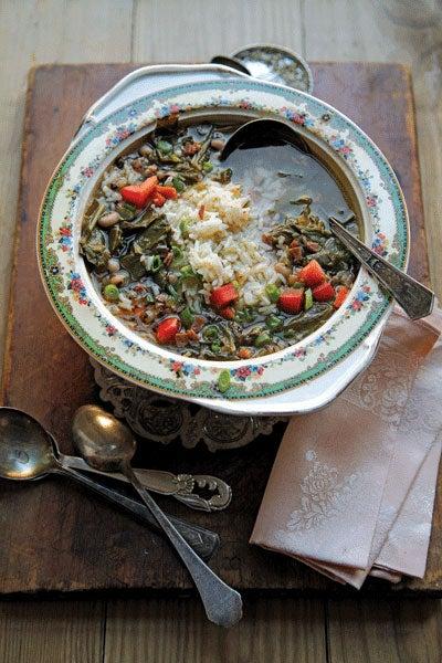 Black-Eyed Pea and Corn Bread Recipes