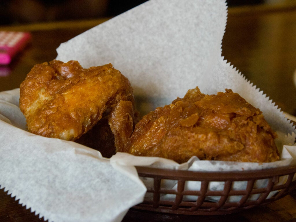 Willie Mae's Fried Chicken