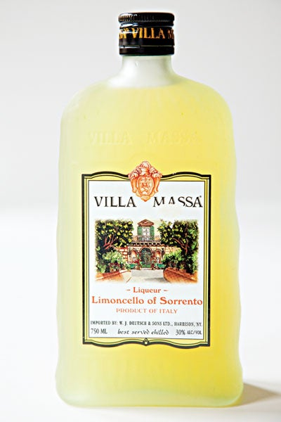 One Good Bottle: Limoncello