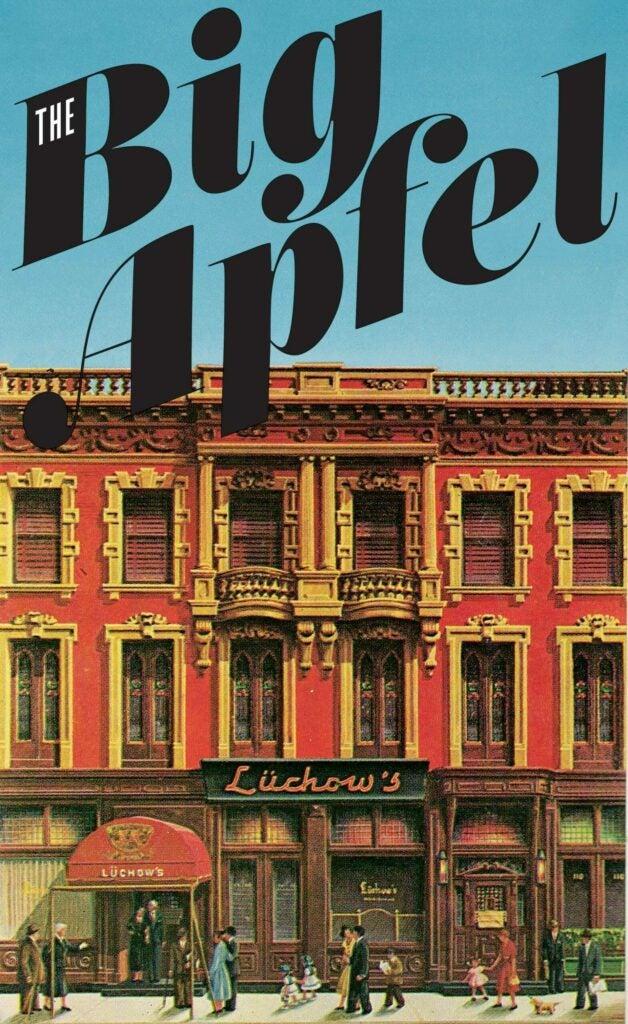 luchow postcard