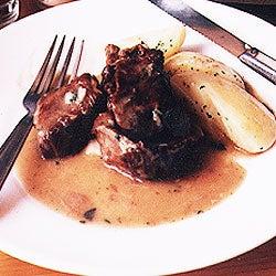 Beef Stew Burgundy-Style (Bœuf à la Bourguignonne)