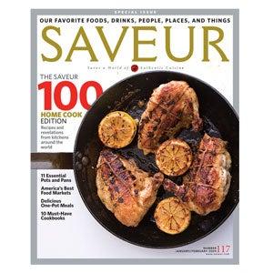 The 2009 Saveur 100 List