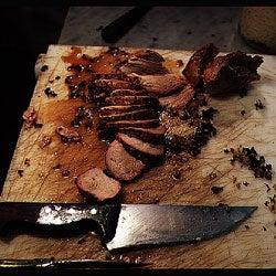 Sicilian Roast Loin of Pork (Coscia 'i Maiali Arrustutu)