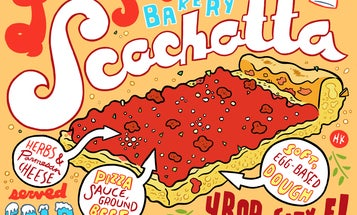 Where to Eat Scachatta, the Weird Cuban-Sicilian Pizza You'll Only Find in Florida
