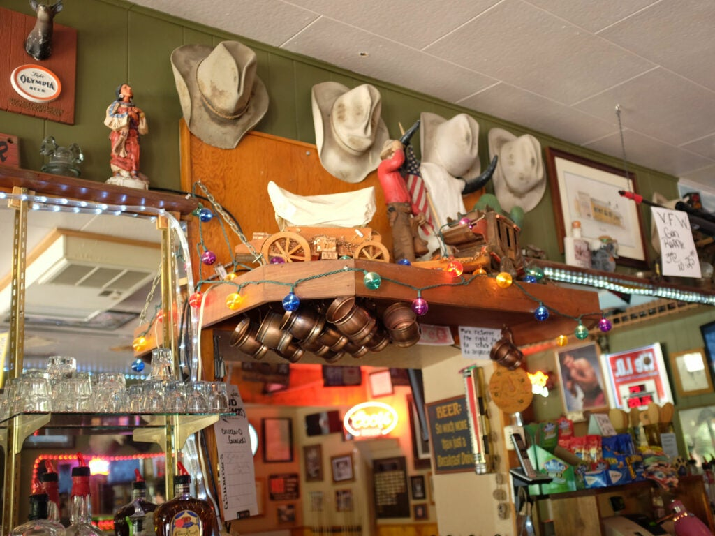The Pony Bar, Pony, MT