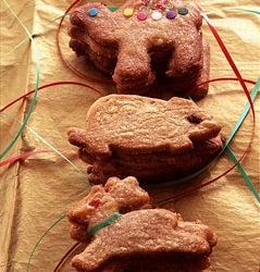 Spice-Walnut Cookies