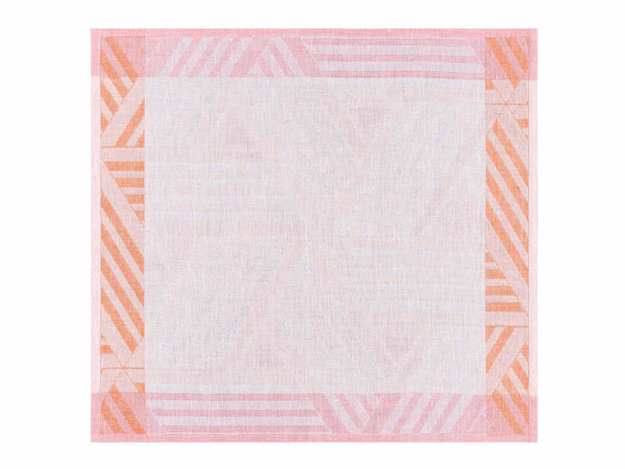 le Jacquard Francais linen tablecloth