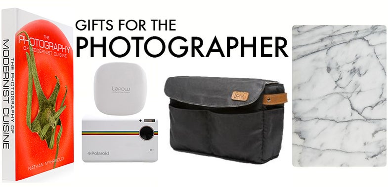 Saveur Selects: Gifts for the Photographer