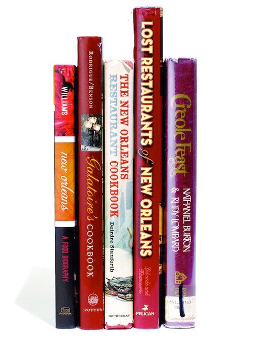 The Saveur Book Shelf: New Orleans
