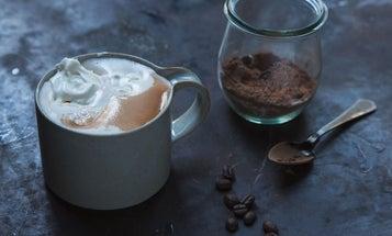 Coffee-Spiked Hot Chocolate