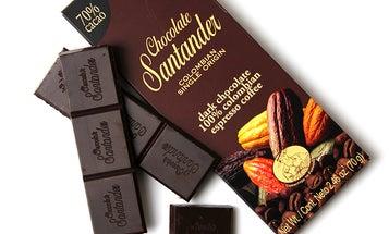 One Good Find: Santander 70% Dark Chocolate with Espresso