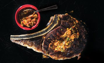 Secrets of the Grill: Steak