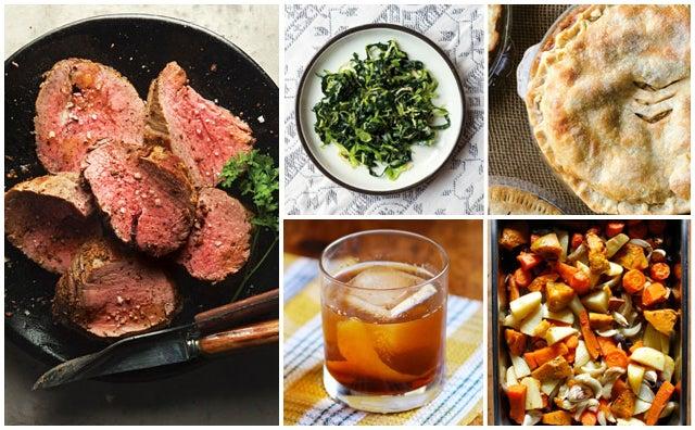 Menu: A Farm-Fresh Autumn Dinner