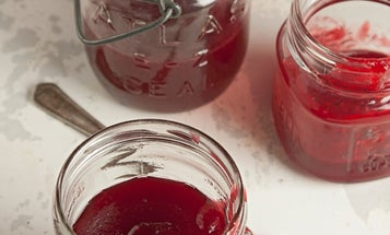 Triple-Tart Cranberry Butter
