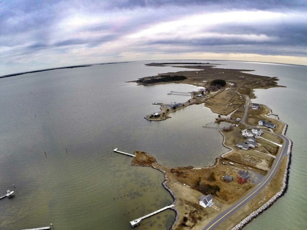 Hooper's Island