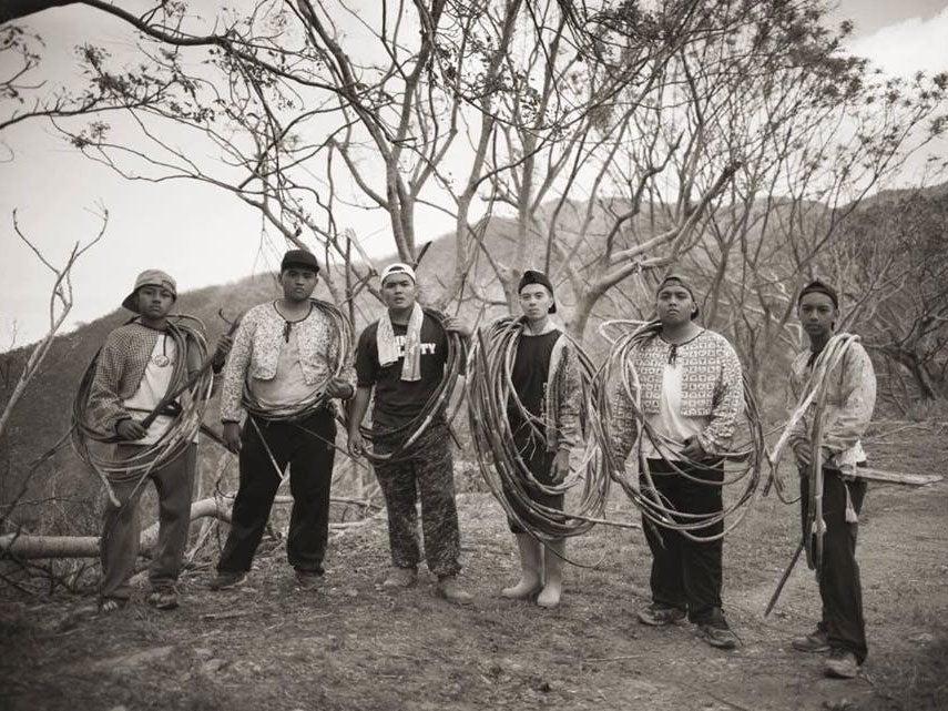 The hunters of Taromak