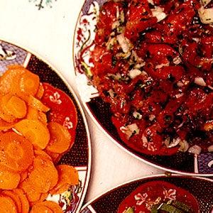 Sweet Pepper Salad
