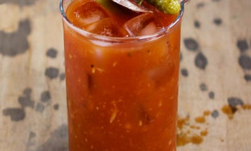 Friday Cocktails: The Dirty Mary