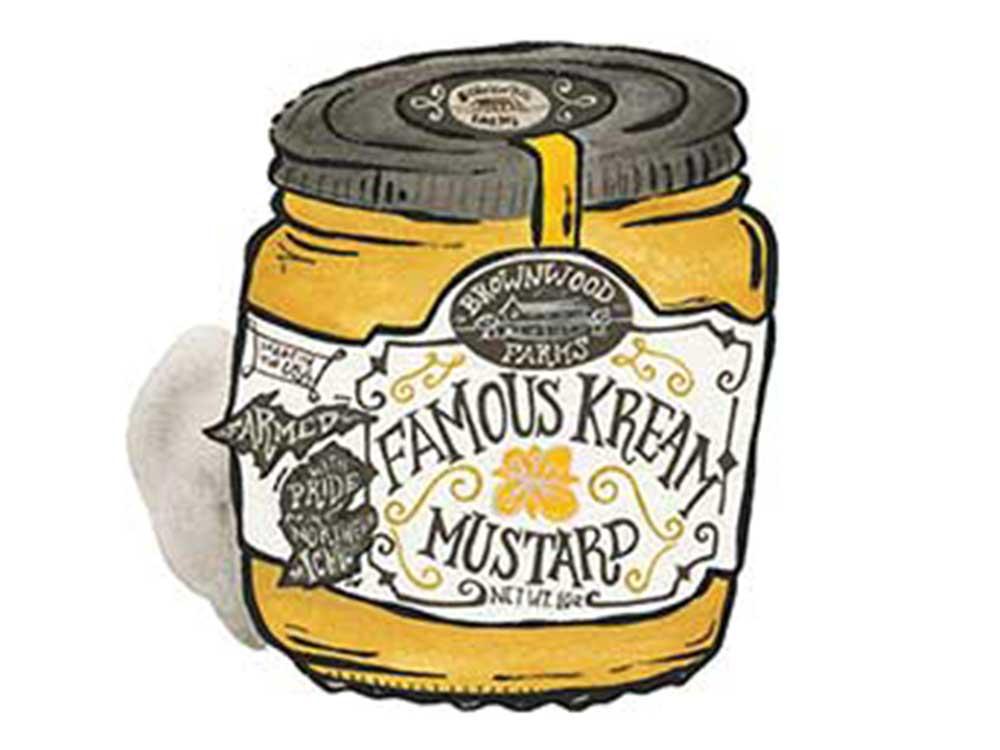 Famous Kream Mustard