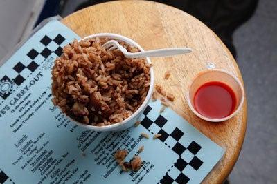 Hoppin' John Black Eyed Peas and Rice