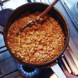 Mrs. Apple's Creamed Corn
