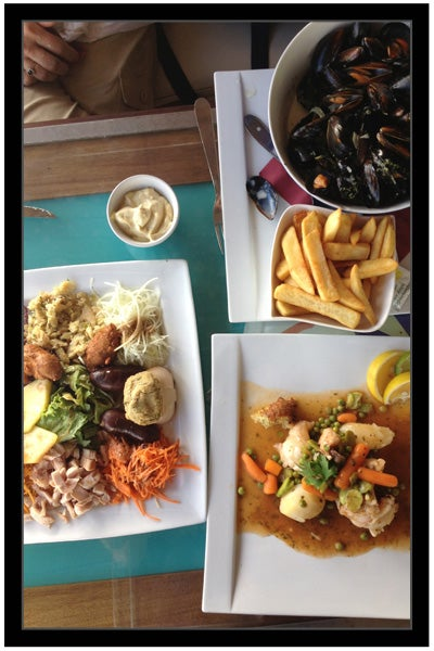 Postcard: A French Creole Island Feast in Martinique
