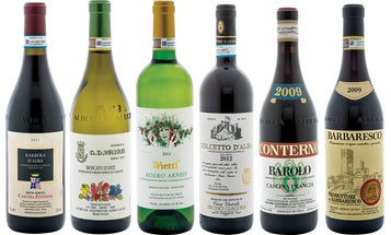 Perfect Pairings: The Wines of Piedmont