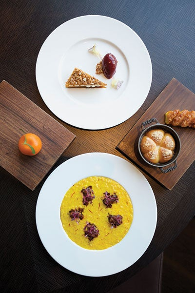 Restaurant Review: Hooked on Classics at Dinner by Heston Blumenthal