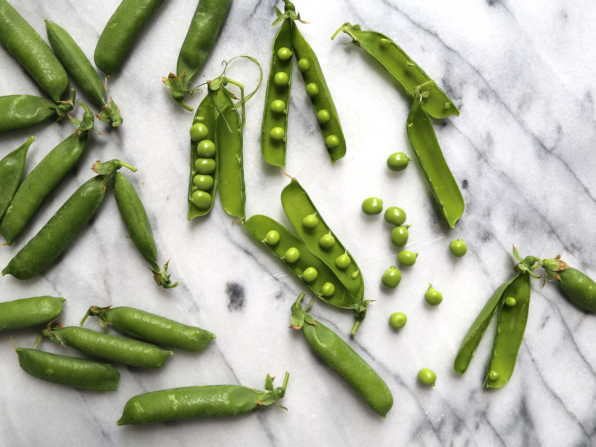 How to Buy, Shop for, and Cook With Peas—or Not Cook Them at All