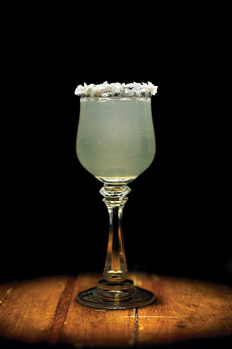 Lime Pie Cocktail