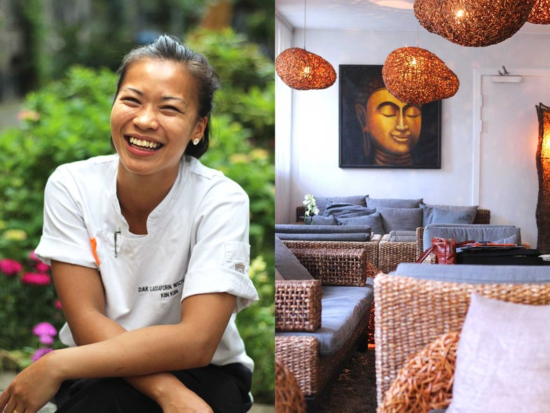 The Young Chef Changing Copenhagen's Mind About Thai Food