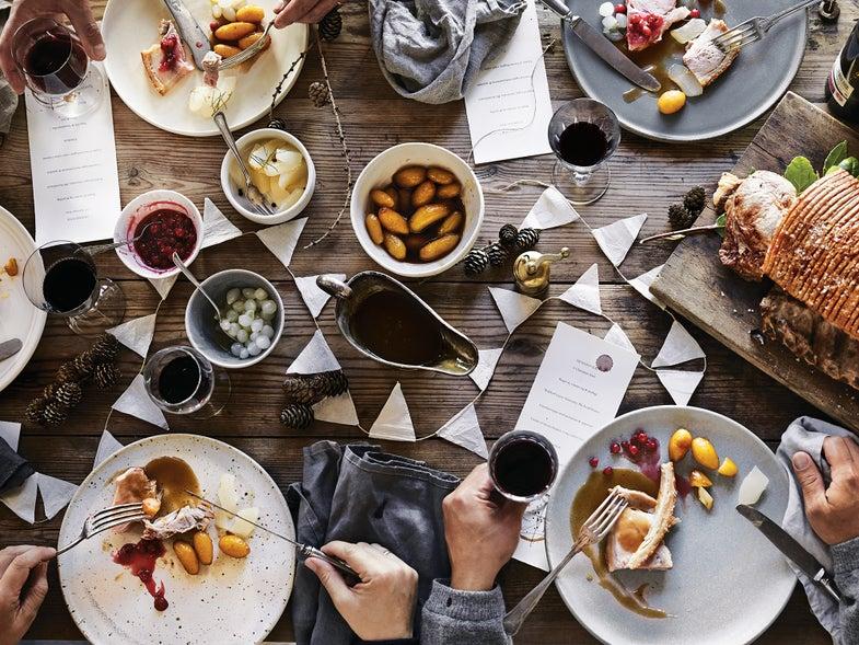 An All-Night Danish Christmas Feast