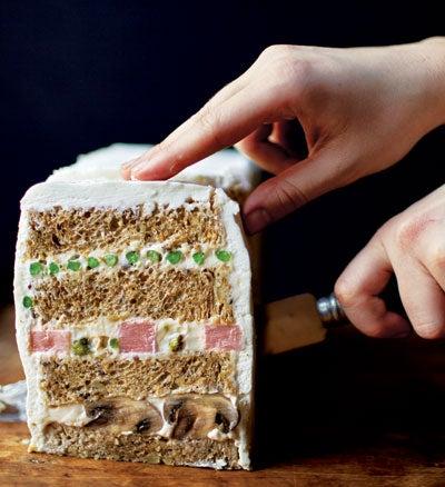 Fancy Sandwich Loaf