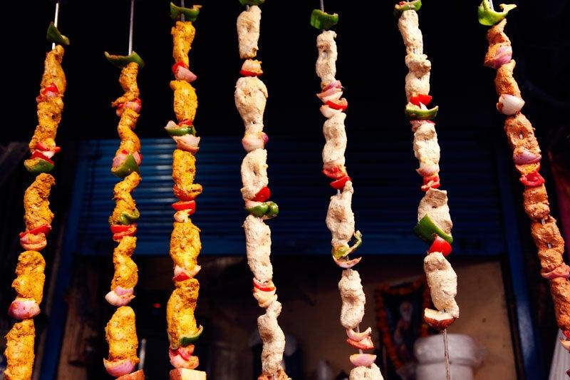 Delhi Kebabs