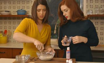 Video: Homemade Hanukkah Gelt with Sprinkles