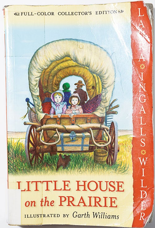 Little House on the Prairie Cooking
