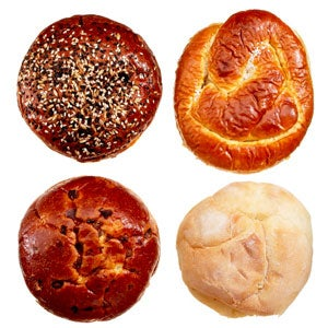Classic Buns and Breads