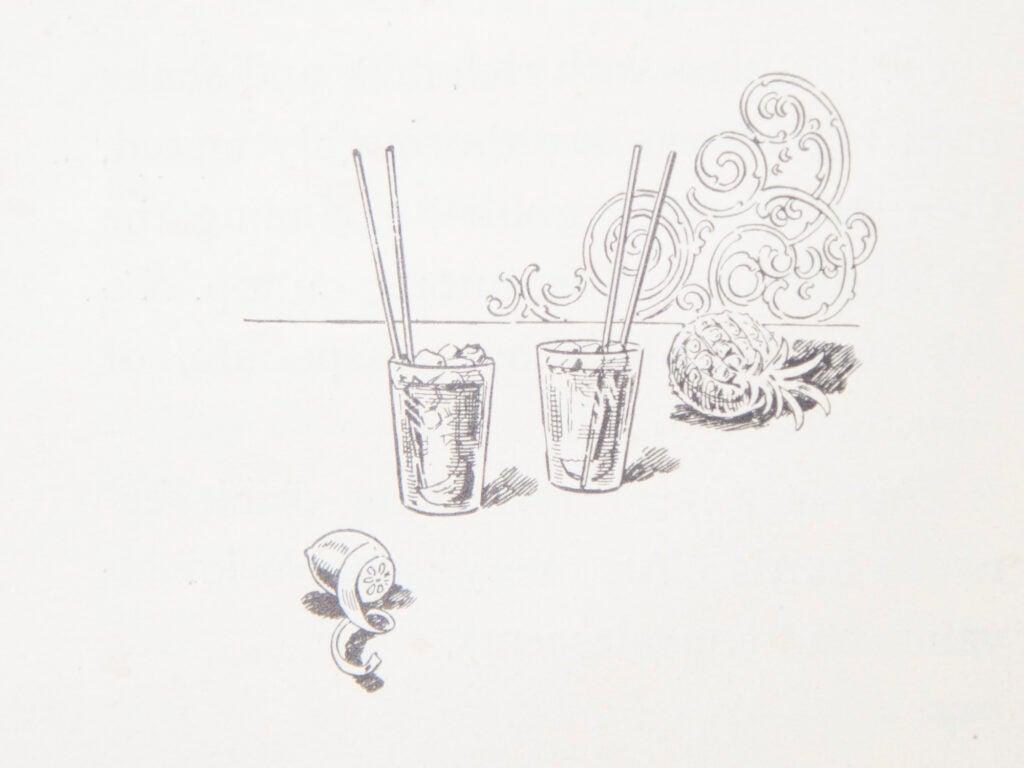 Brandy Fix Illustration