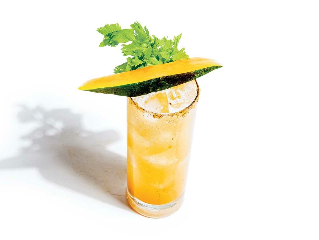 Hair of the Tiger Cocktail